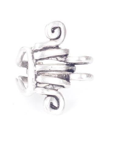 Labalaba Yüzük Gümüş